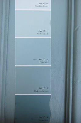 Behr Paint Color Distance