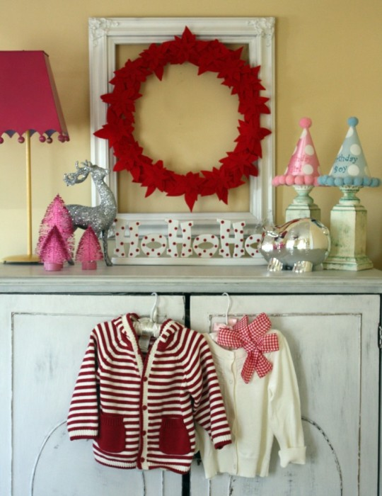 & 12 Easy and Free Last Minute Christmas Decorating Ideas