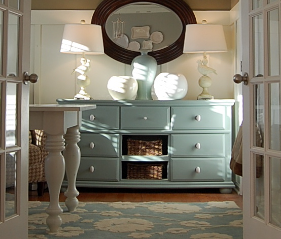 Cozy Home Pics: Sherwin Williams Halcyon Green 6213
