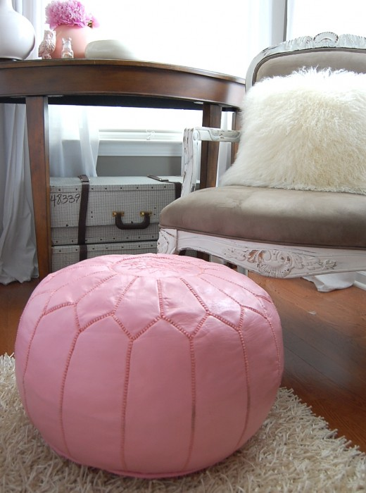 Moroccan Poufs Pouffes And Poofs Adorable How To Stuff A Moroccan Pouf