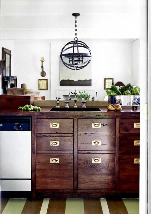 . Should Bathroom   Kitchen Cabinets Match