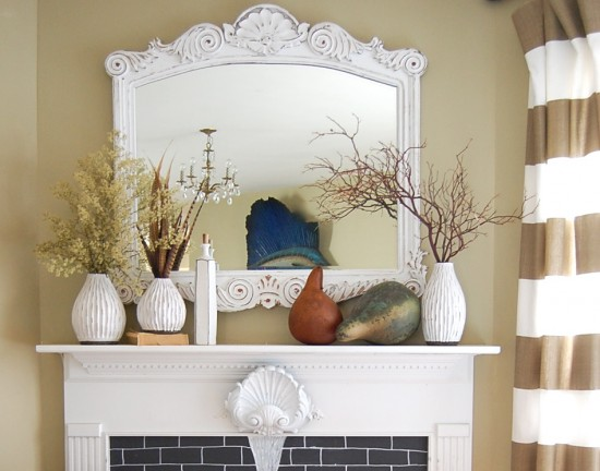 fall mantel mantle