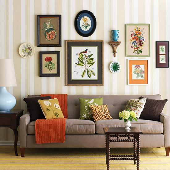 Prosa trecos e cacarecos quadros na parede art for Cuadros para departamentos
