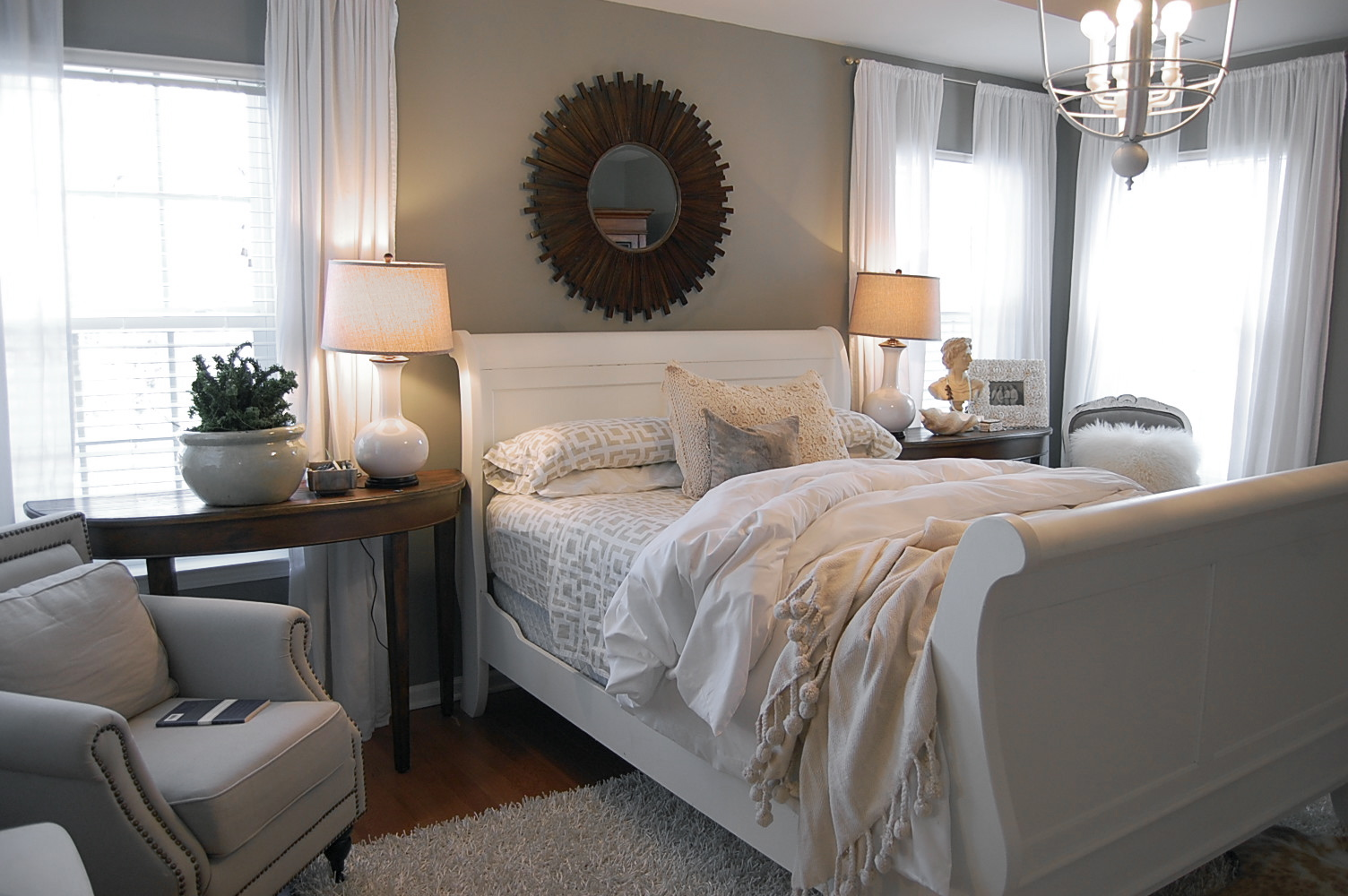 Diy Master Bedroom 28 Images Master Bedroom Diy Diy Wood Planked Ceiling Redhead Can