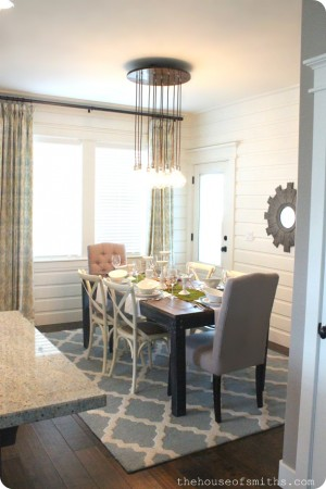 Diy Blogger House Dining Room Thehouseofsmiths Com