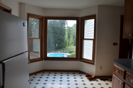 bay window before