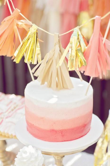 Tassel-Cake