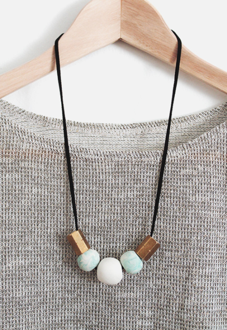 diy-statement-necklace
