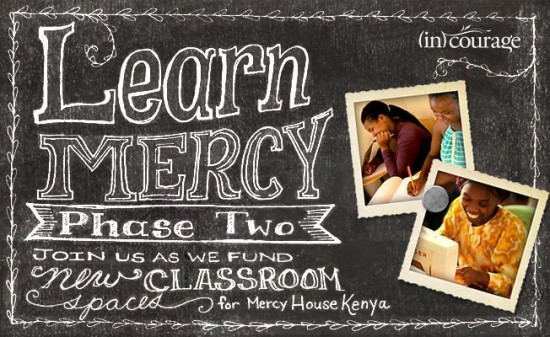learn mercy