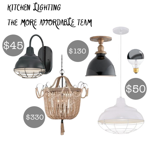 Awesome kitchen lighiting ideas rustic modern farmhouse