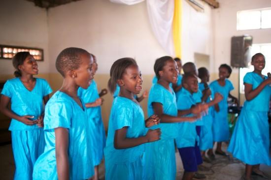 Compassion Bloggers Uganda 2014 - Day Three