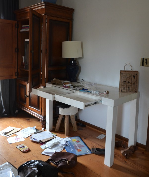 real desk