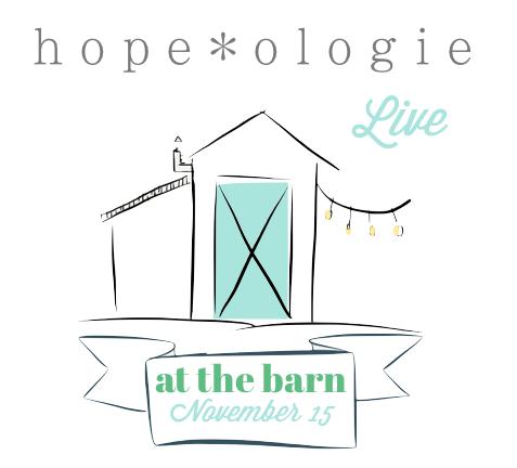 hopeologie live