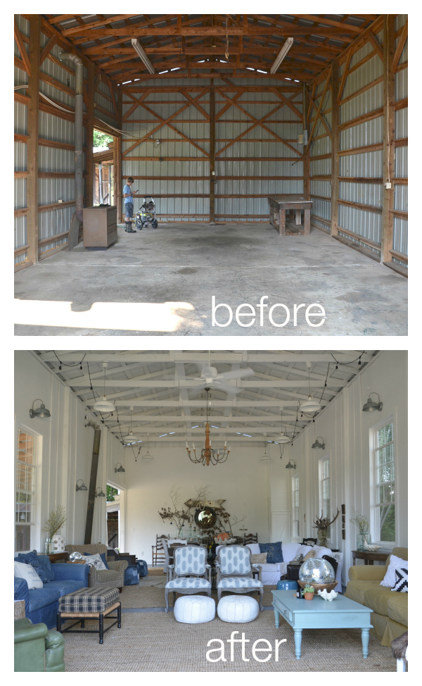 Fancy Barn Renovation