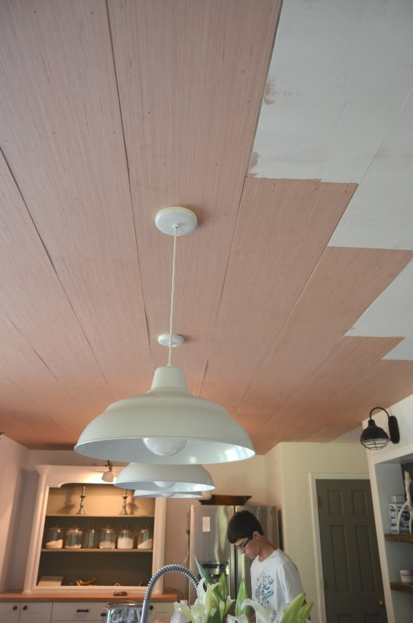 Planking The Ceiling How To Plank Ceilings