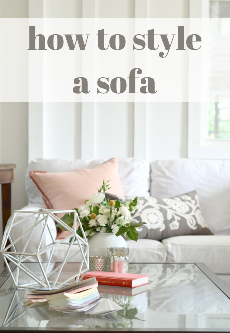 Have A Sofa You Hate Heres How to Love It Today A VIDEO