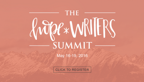 hopewriters summit