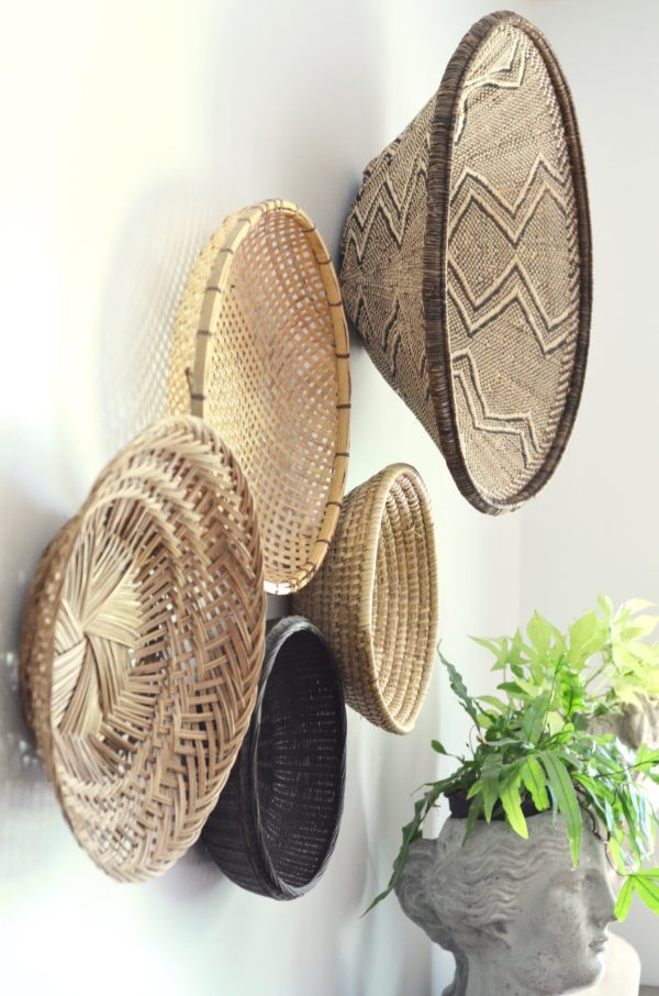 wall baskets