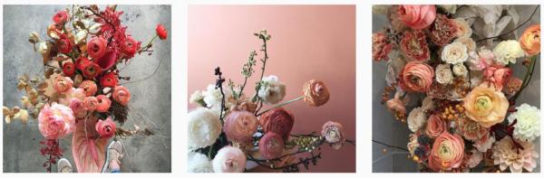 floral instagram