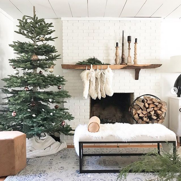 Christmas Home Decor.Cozy Minimalist Christmas Home Decor Guide