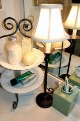 bathroom lamp