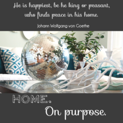 the purpose of home