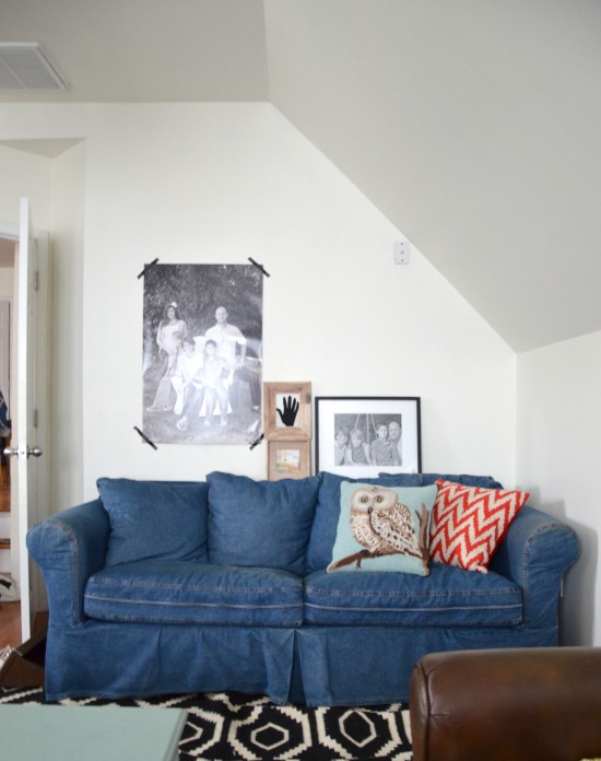 how to make a gallery wall