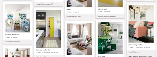 np color pinboard