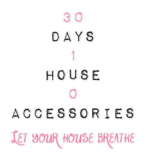 let your house breathe