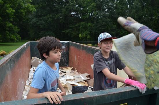 dumpster boys