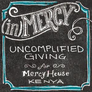 in mercy