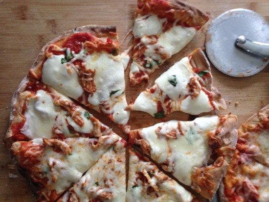 pizza crust easy