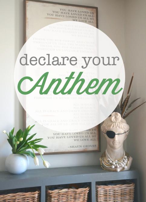declare your athem
