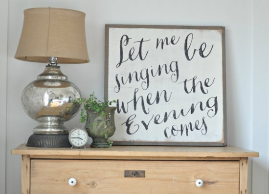 between you & me signs