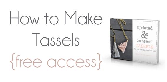 tassel ebook