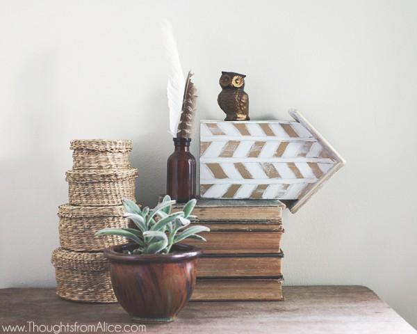 Boho-Herringbone-Arrow-Wall-Shelf