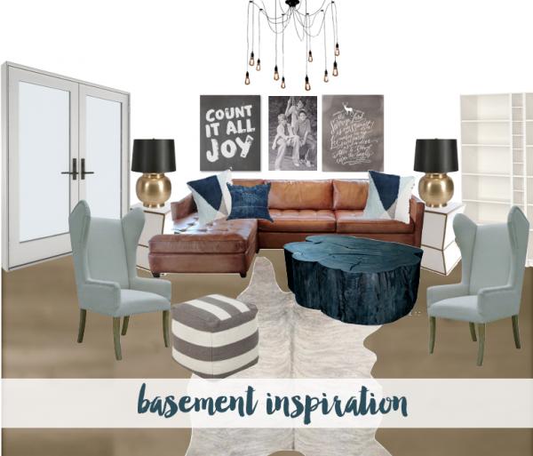 basement idea board