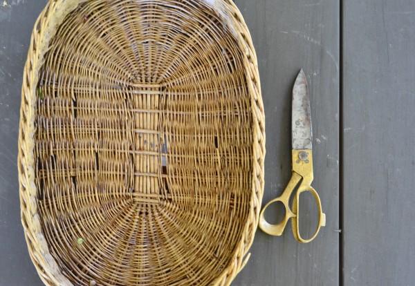 basket scissors