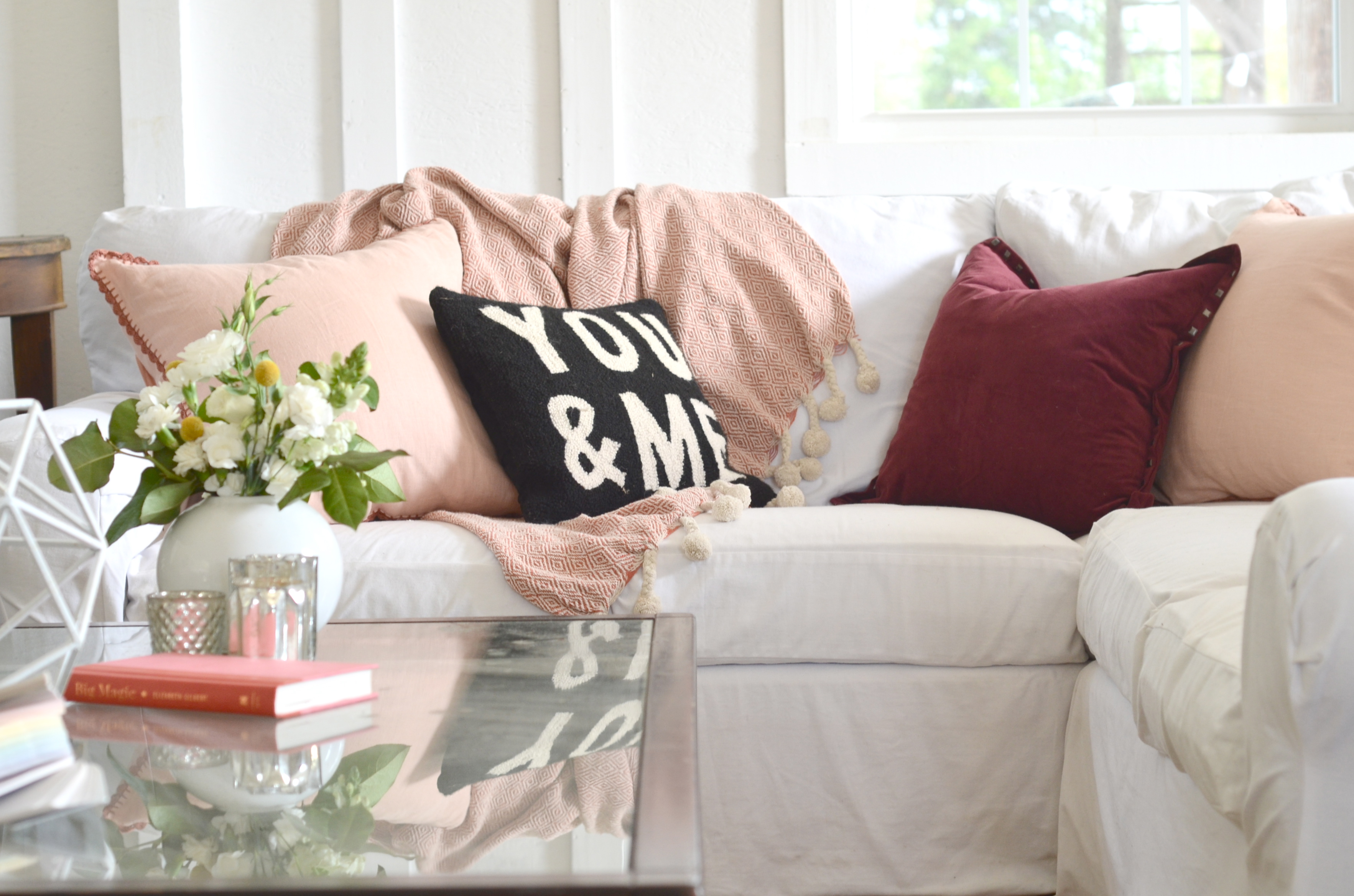 Have A Sofa You Hate Here s How to Love It Today A VIDEO