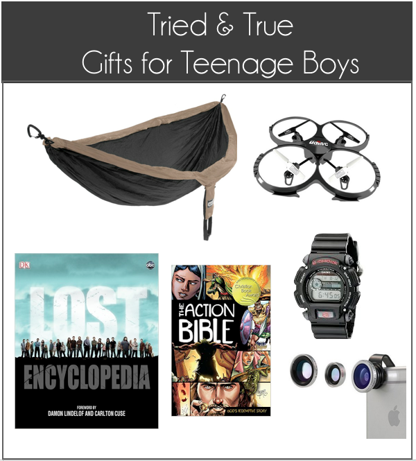 teenage boys gift guide