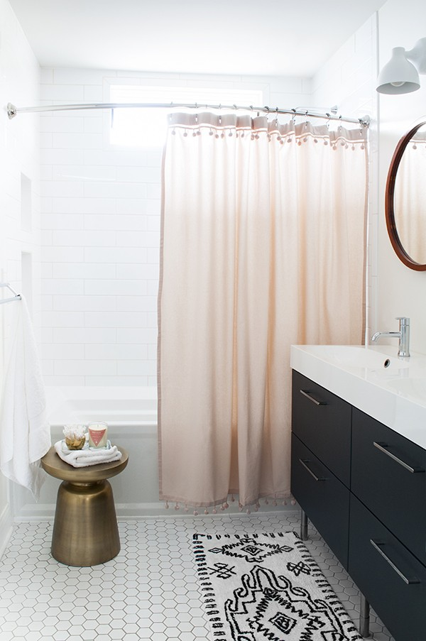 blush-pink-shower-curtain