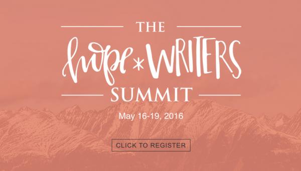 hopewriters summit