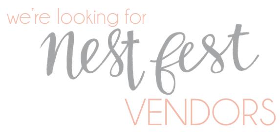 nest fest vendors